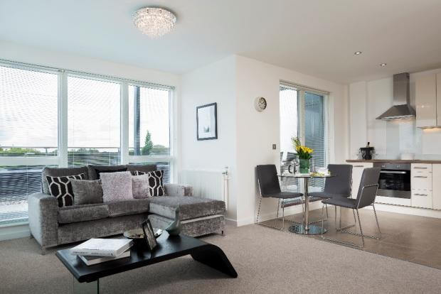 TVH showhome
