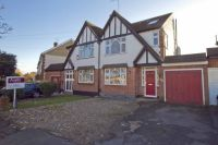 4 bed semi detached house for sale in West End Road, Ruislip