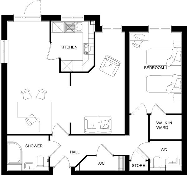 Plot 7 Floorplan