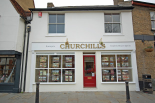 Churchills Estate Agents and Surveyors, Hertfordbranch details
