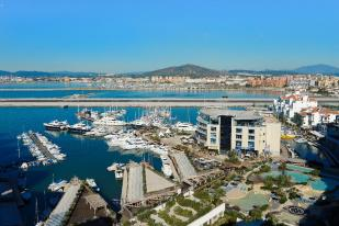 1 bed new Apartment for sale in Ocean Village Marina...