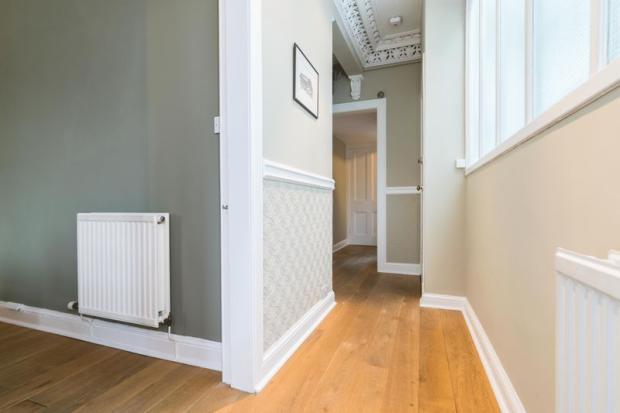 Hallway A