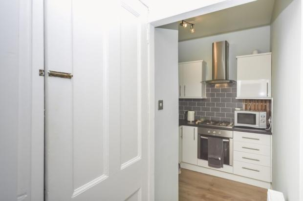 Hallway Kitchen