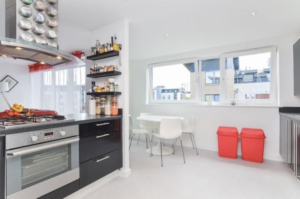 Kitchen Area A