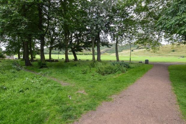 Holyrood Park A