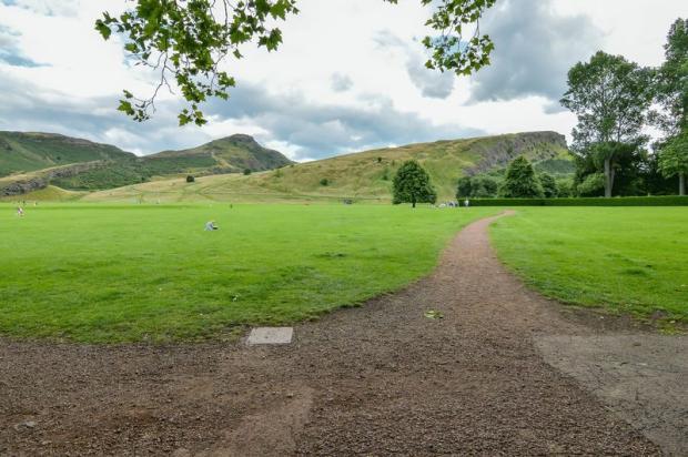 Holyrood Park C