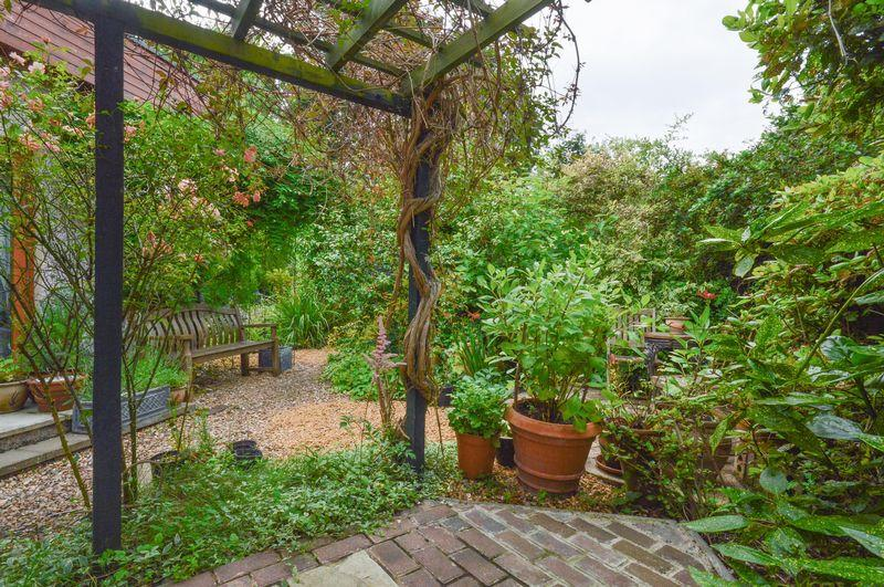 Rear Garden F