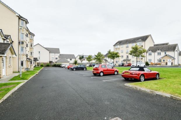 Front Car Park