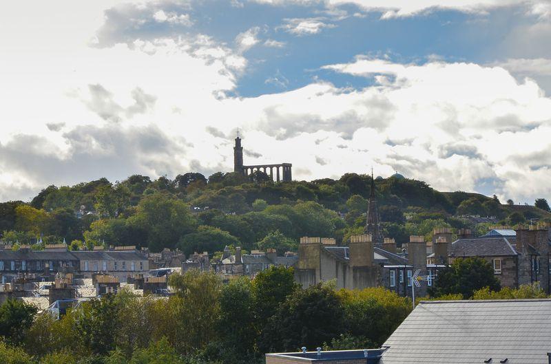 View to Calton...