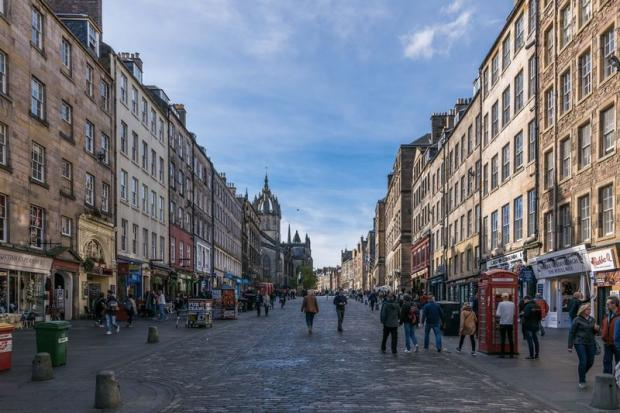Royal Mile A