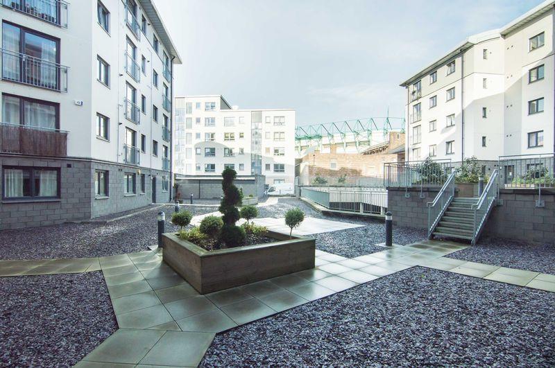 Rear Courtyard B
