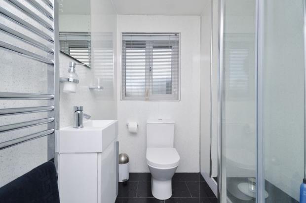 Bathroom A