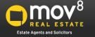 MOV8 Real Estate, Leith, Head Office logo