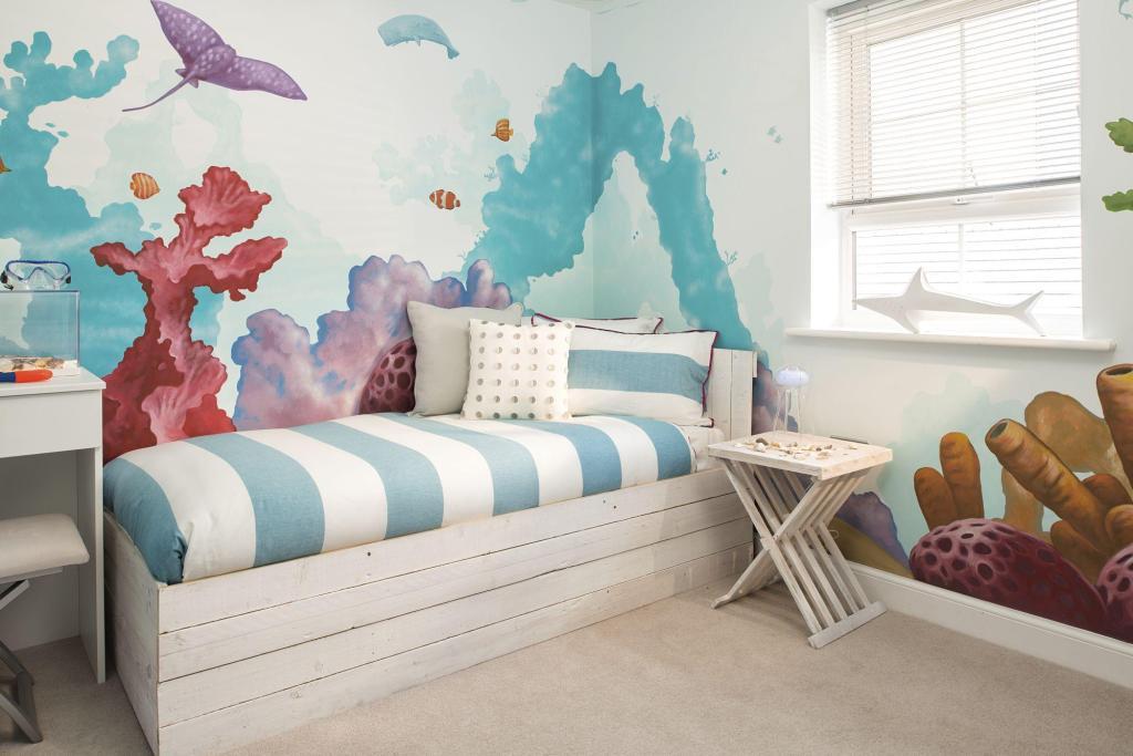 Typical Heathfield fourth bedroom