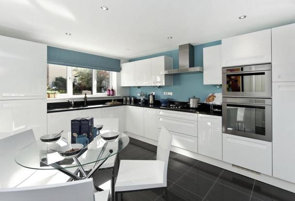 Typical Faringdon kitchen
