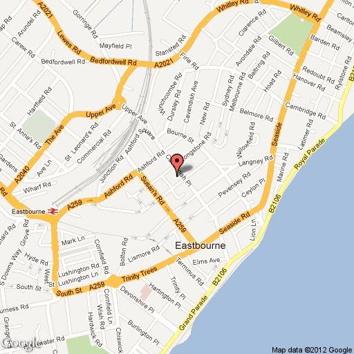 1 Bedroom Flat To Rent In Eastbourne Town Centre Bn21