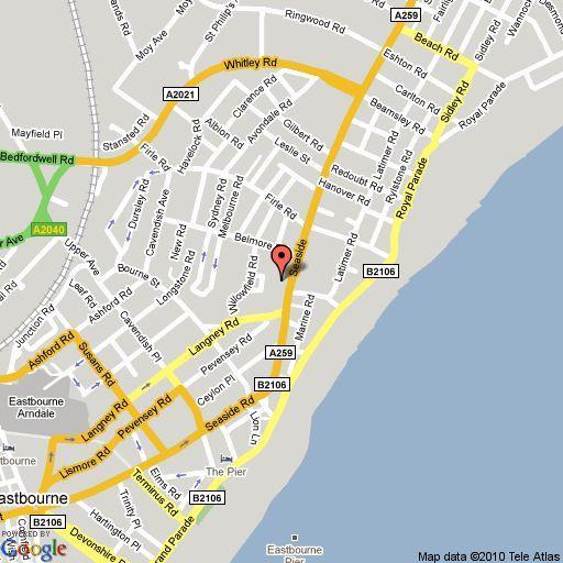 2 Bedroom Flat To Rent In Seaside Eastbourne Bn22