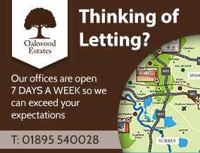 Get brand editions for Oakwood Estates, West Drayton