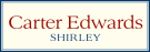 Carter Edwards, Shirley - Lettings logo