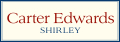Carter Edwards, Shirley Branch