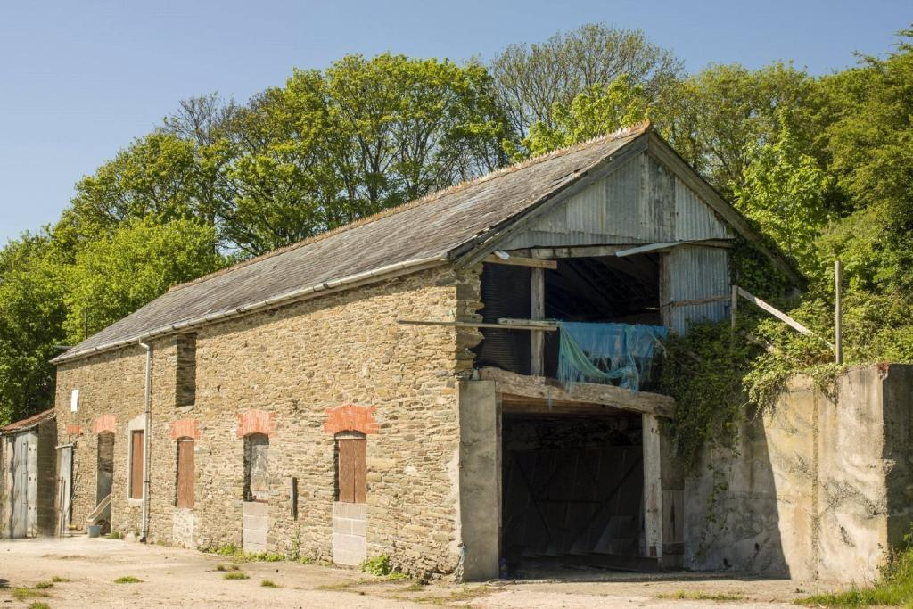 barn with planning p