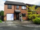 Detached house in MANOR CROFT, RIPLEY...