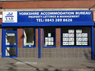 Yorkshire Accommodation Bureau, Rotherhambranch details