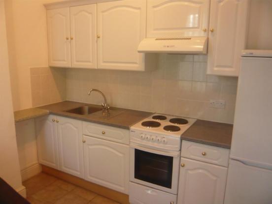 Kitchen/Open Plan