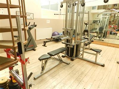 Park South gym. eden