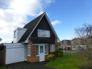 Detached property to rent in Coppice Close...