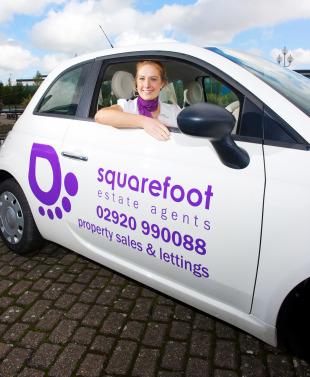 SquareFoot Estate Agents Ltd, Cardiffbranch details
