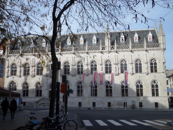 Kortrijk Stadhuis