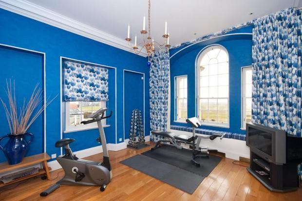 Sitting Room (Gym)
