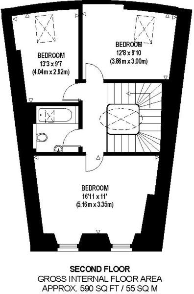 Second Floorplan