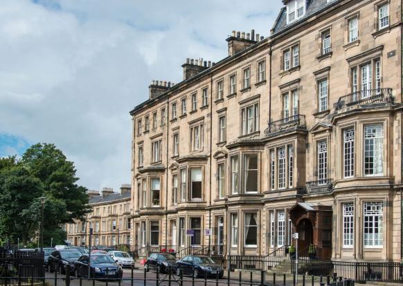 9 bedroom terraced house for sale in rothesay terrace for 23 ravelston terrace edinburgh