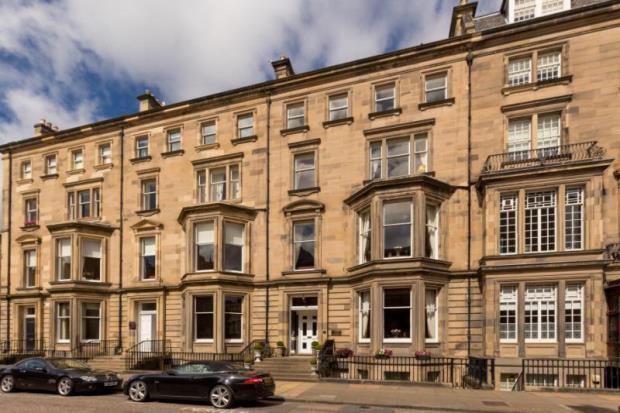 6 bedroom terraced house for sale in rothesay terrace for 23 ravelston terrace edinburgh