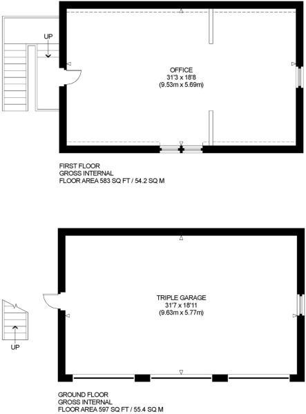 Garage Floorplan