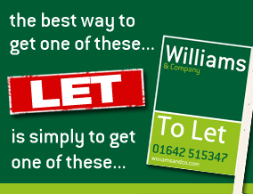 Get brand editions for Williams & Company, Redcar - lettings office