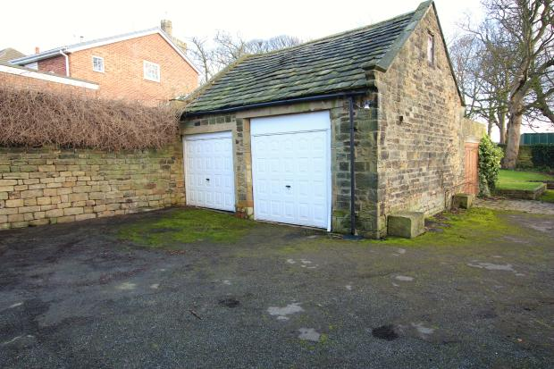 Double and Single Garage