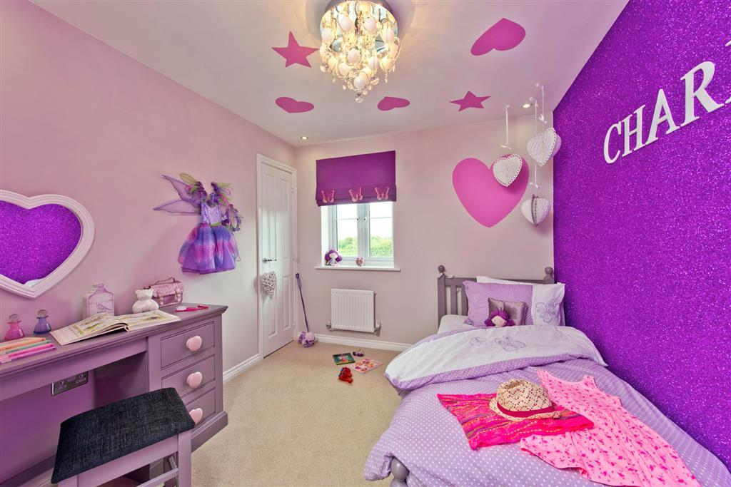 Typical Taylor Wimpey Home