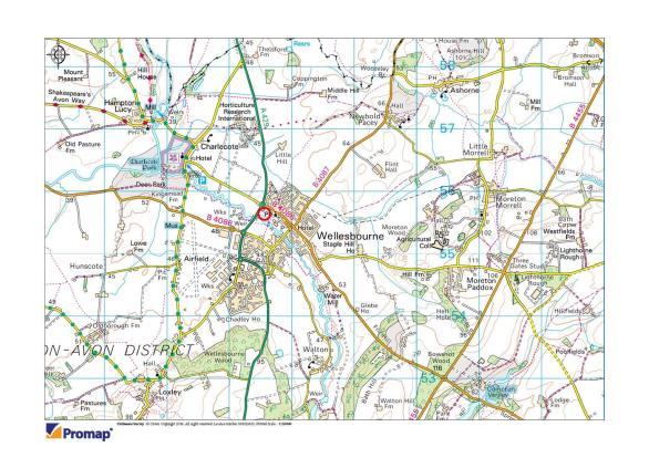 Location Plan - Whit