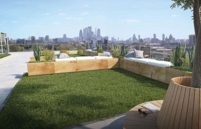 Roof Garden Da...