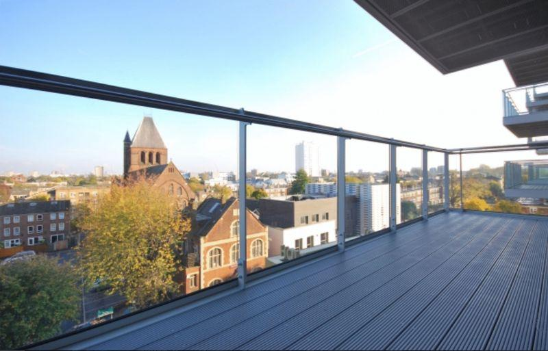 Balcony Dalston