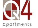 Q4 Apartments, Sheffield logo