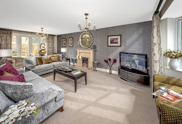 warwick living room