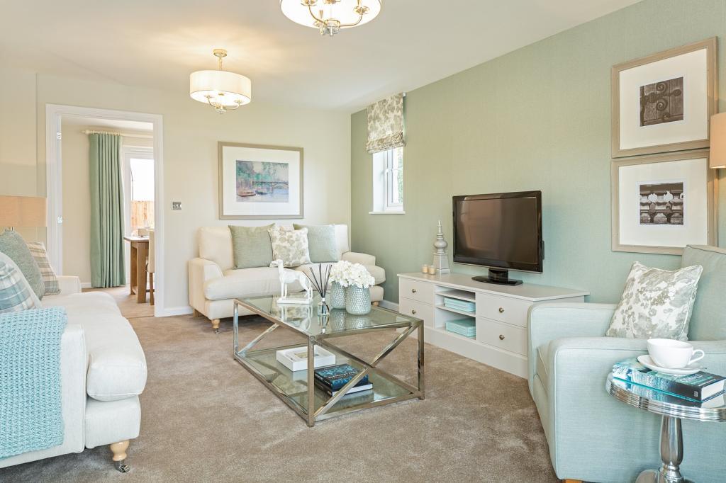 Cambridge living room