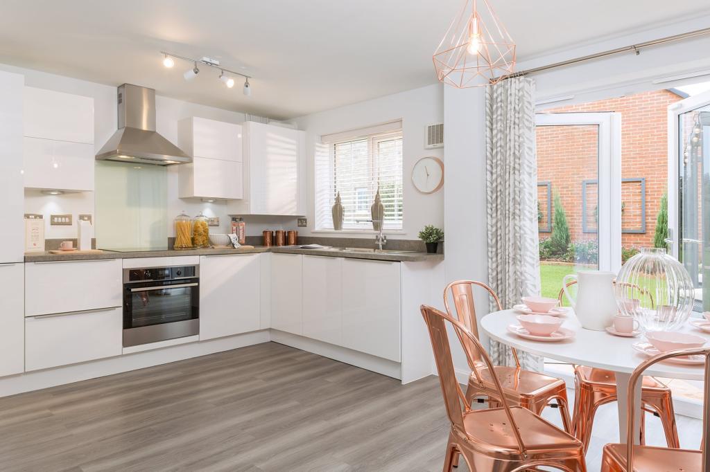Finchley kitchen