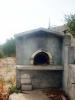 Old fashion oven