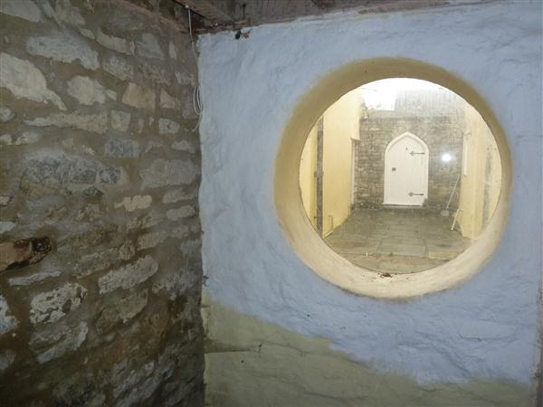 Circular Feature Window