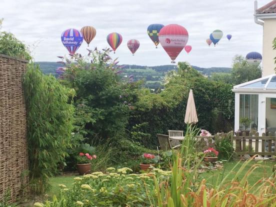 Balloon Fiesta...